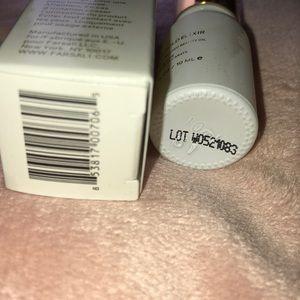 farsáli Makeup - Farsáli rose gold elixir 24 k gold infused